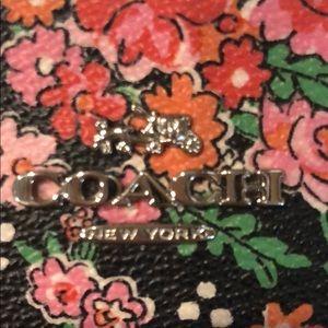 Coach Bags - Floral Coach Wristlet